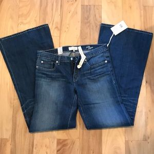 NWT Henry and Belle Lila Flares In 30